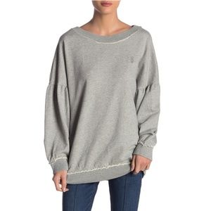 Free People Make it Count Pullover